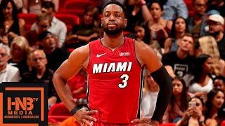 Miami Heat vs Portland Trail Blazers Full Game Highlights | 10.27.2018, NBA Season