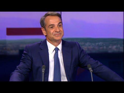 Greek Prime Minister on FRANCE 24: Iranian oil tanker 'not headed for Greece'