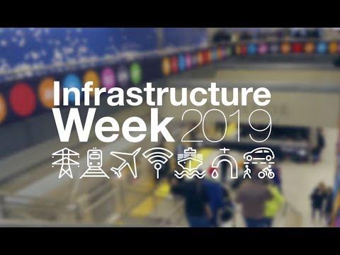 #InfrastructureWeek 2019 Kick-Off: Steve Demetriou, Chairman And CEO, Jacobs Engineering Group