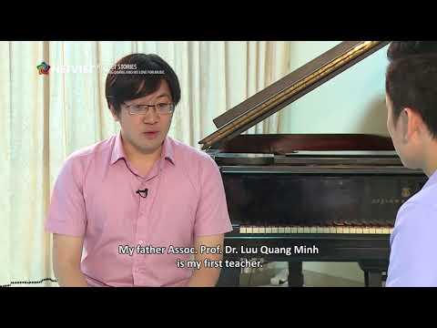 Netviet Stories – Lưu Hồng Quang và tình yêu âm nhạc   NETVIET TV