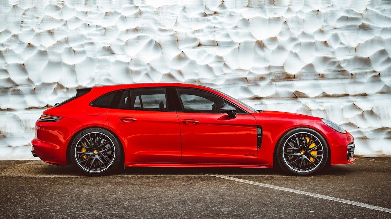 2019 Porsche Panamera GTS Sport Turismo   The Perfect One Car!
