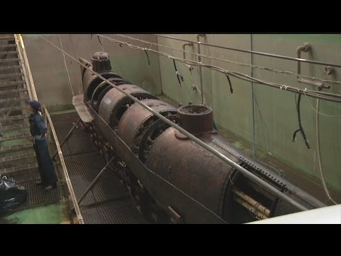 Hunley Submarine's Hull Revealed
