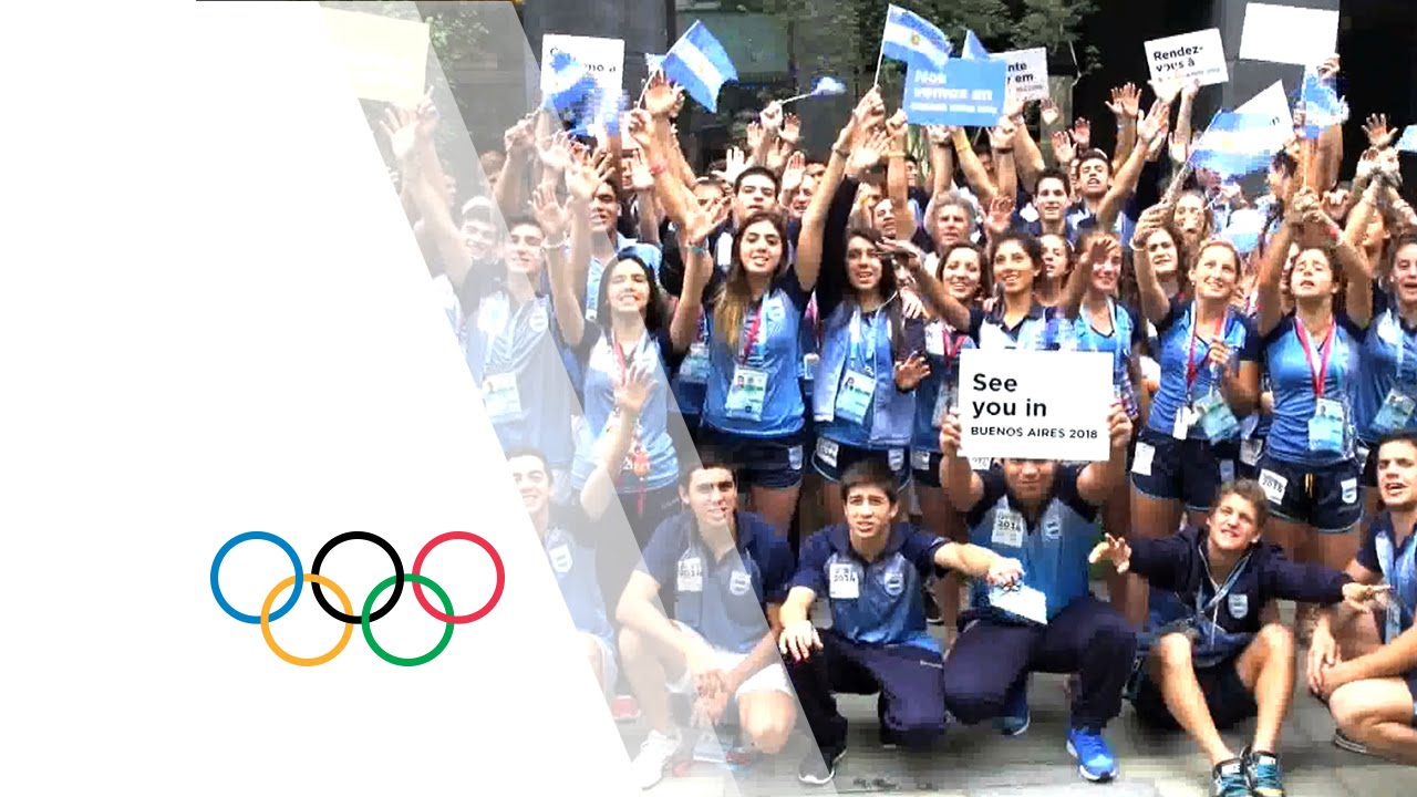 Image result for 2018 Summer Youth Olympic Games