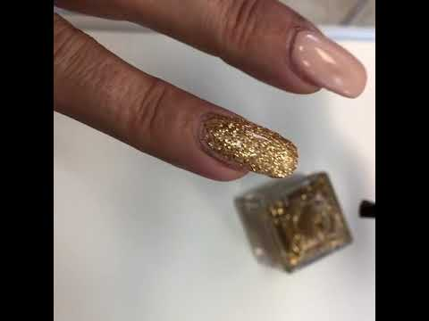 24 Karat Gold Nail Polish By 24byrgi