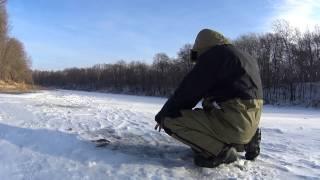 Рыбалка со льда,зимняя ловля на мормышку,ловля окуня.