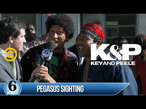 Key & Peele - Pegasus Sighting