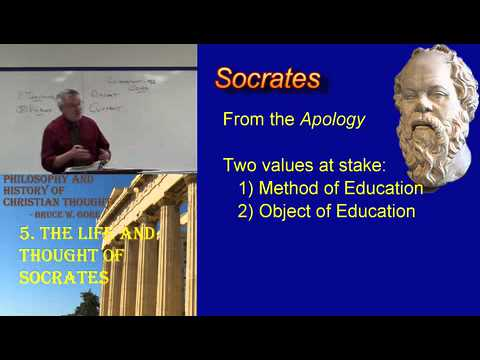 5. The Life and Times of Socrates