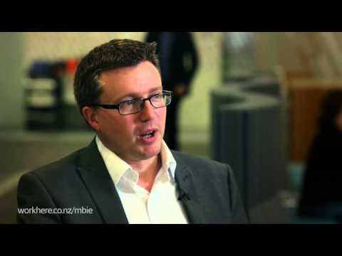 Meet Andy - Ministry of Business Innovation & Employment