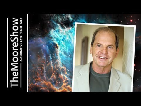 CHANNEL, TEACHER & HEALER JIM SELF 2017 INTERVIEW ON THE MOORE SHOW
