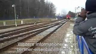 Adventszug Basdorf Nov 2010