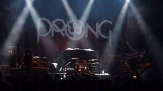PRONG Sense of Ease [Live 2016 Paris]