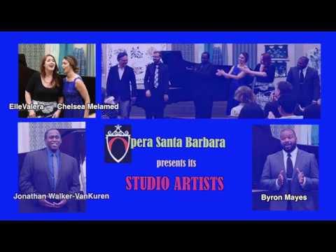High Notes by Opera Santa Barbara's Studio Artists