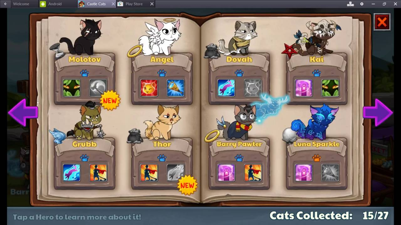 Castle Cats Epic Story Quests Hack, Cheats, Tips & Guide