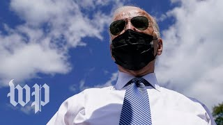 Biden stops at Pentagon on Sept. 11 anniversary