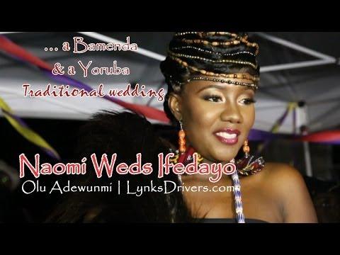 Naomi + Dayo - a Bamenda & a Yoruba Traditional Wedding