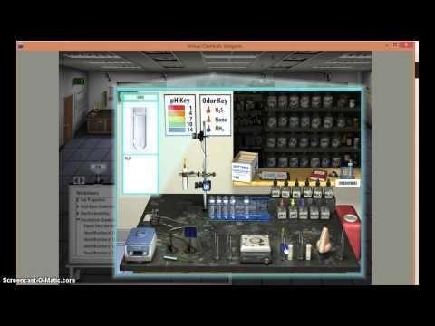 Virtual Chem Lab YouTube
