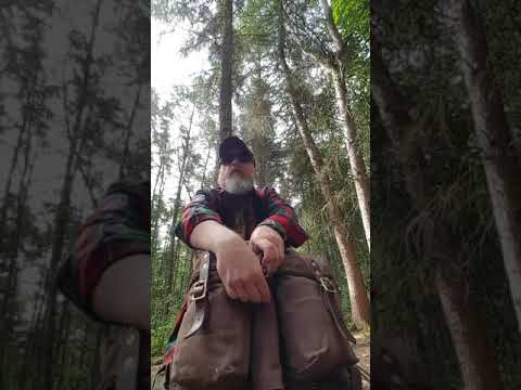 """The Poole Bay """"Purbeck"""" Bushcraft Pack"""