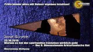 Worum es bei der spirituellen Evolution wirklich geht ∞ Der 9D. Arkturianische Rat