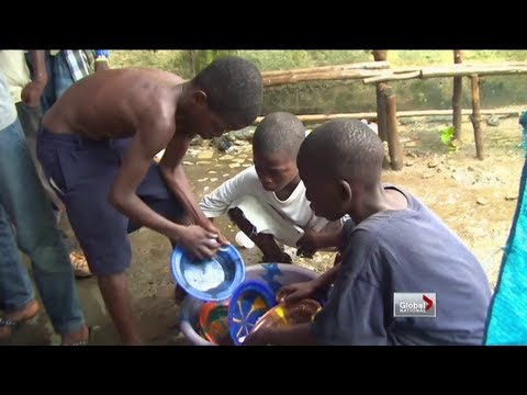 Global National - Sierra Leone poverty