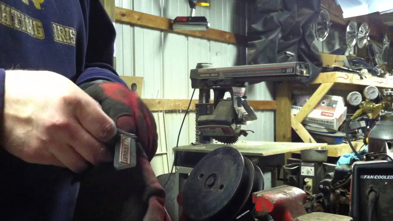 How To Disassemble A John Deere Variator 214 Mower Deck Belt Diagram Car Interior Design