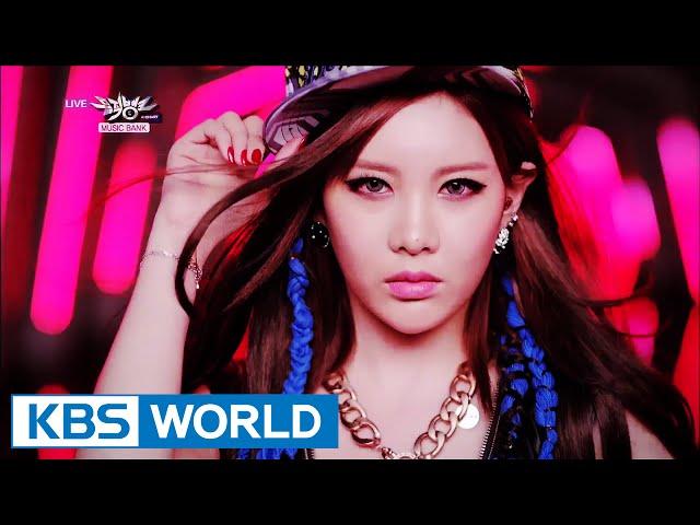 T-ara - Sugar Free | 티아라 - 슈가프리 [Music Bank COMEBACK / 2014.09.12]