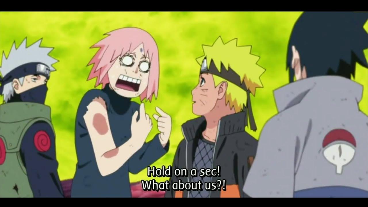Sakura Haruno Funny Moments Hilariously Funny Naruto Shippuden Moments  E  A E  E  E  B E  Af E  A Youtube