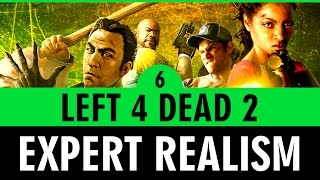 L4D2 Expert Realism Multiplayer - Flying Limbs