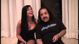 Ron Jeremy at Don Minaj Swinger Party