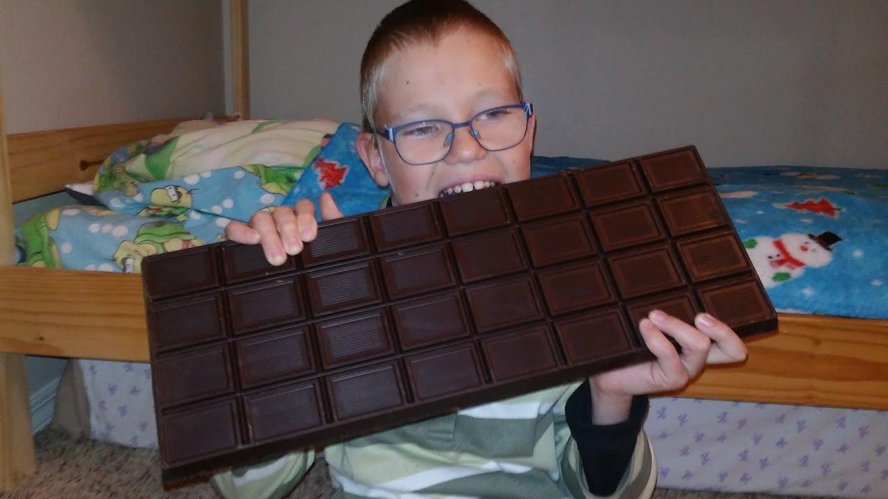 Картинка самой большой в мире шоколадки