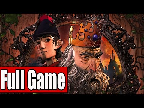 Kings Quest Chapter 1 A Knight to Remember Full Game Walkthrough No Commentary