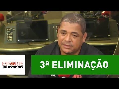 O que Vampeta achou da 3ª eliminação do São Paulo no ano?