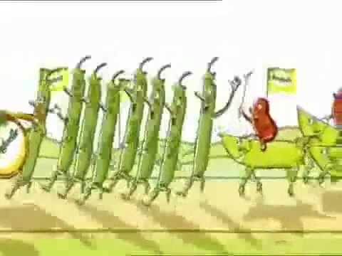 Bonduelle Werbung   Der Mais Marschiert