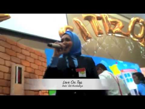 Dato' Siti Nurhaliza - Love On Top Beyonce