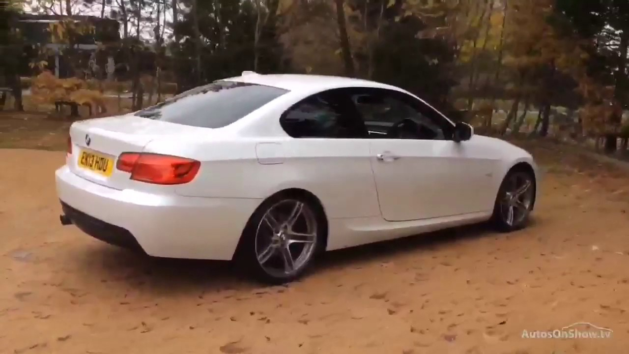 BMW SERIES I M SPORT WHITE YouTube - 2013 bmw 318i