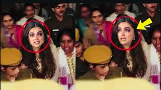Deepika Padukone Badly CRYING In Front Of NCB Officer's