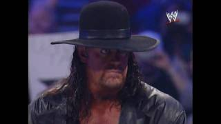Undertaker confronts Mark Henry, SNME (3/18/06)