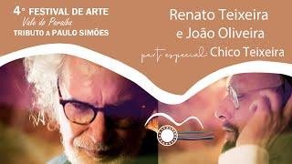 João Oliveira e Renato Teixeira | Tributo a Paulo Simões | 4º Festival de Arte Vale do Paraíba