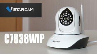 Обзор камеры Vstarcam C7838WIP
