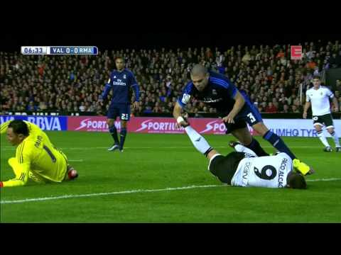 Real madrid vs Valencia full match 2016 2-2 hd
