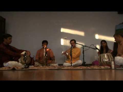 SaxFluteJugal Raag Chandra Kauns Part 1 of 2