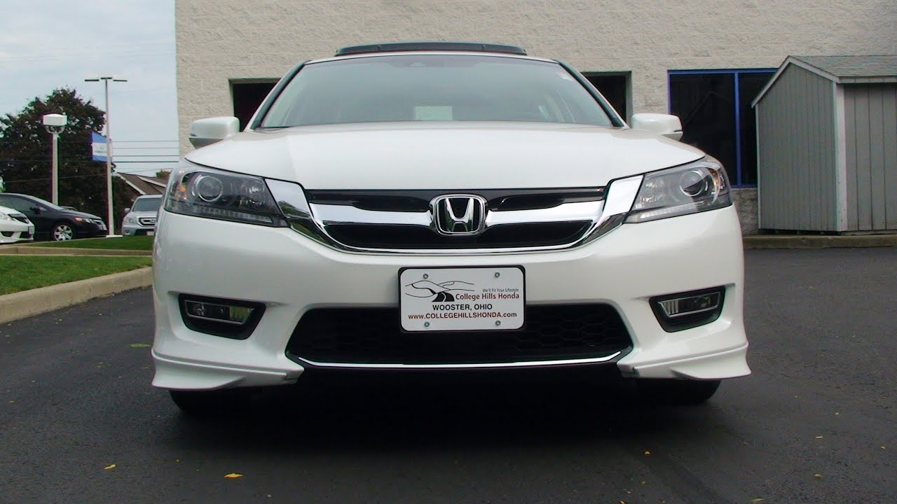 Episode 243 2013 Honda Accord Sedan Sport Grille