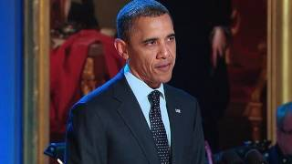 """President Obama Welcomes Guests to """"In Performance at the White House: Country Music"""""""