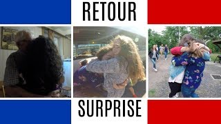 SURPRISE HOMECOMING (exchange student) - Jul In Usa