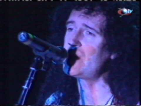 Brian May live in Barcelona 1993