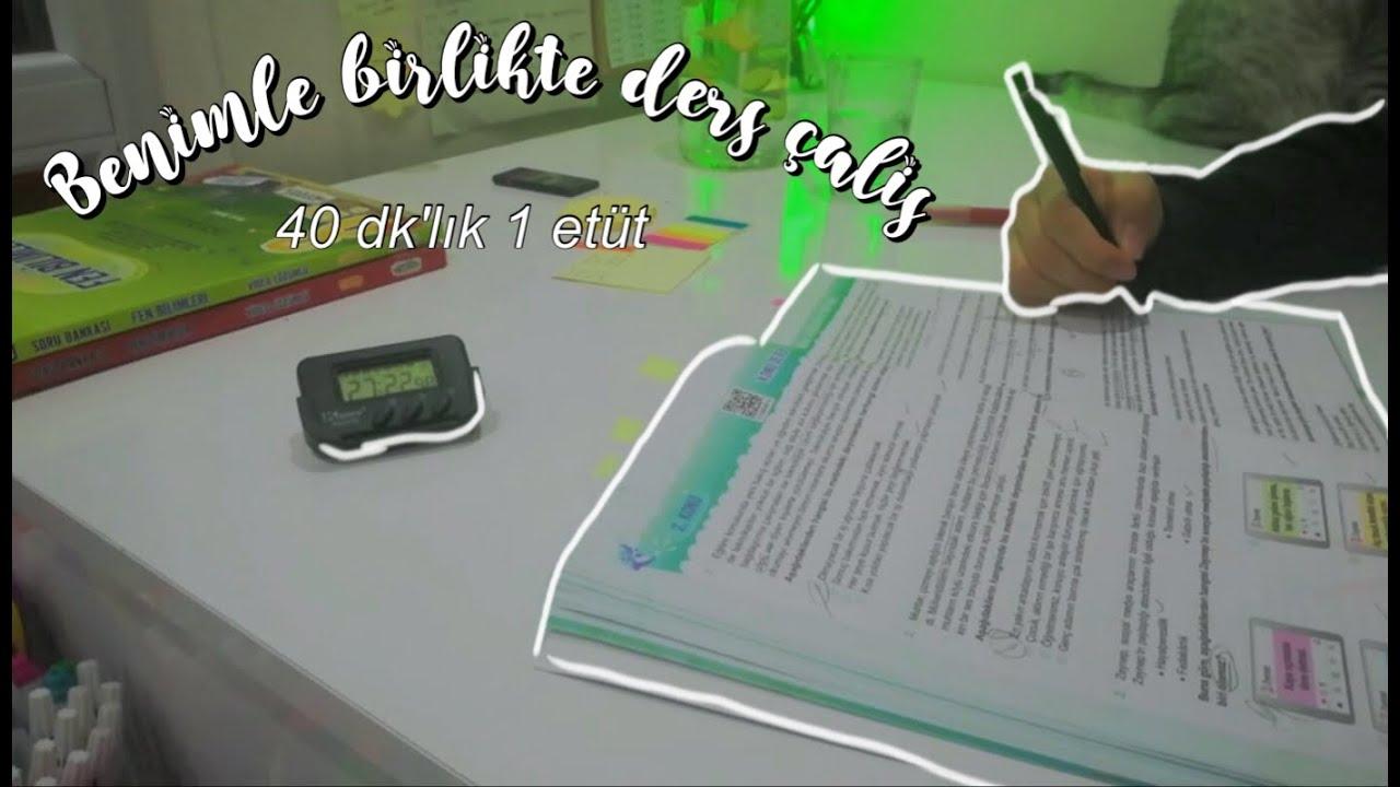 Sessiz LGS ders çalışma günlüğüm #2 | hafta sonumu nasıl değerlendiriyorum?