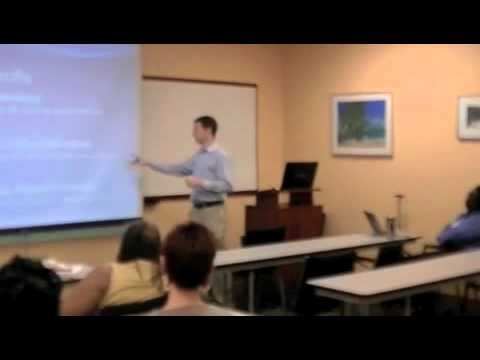 Capstone Presentation, by John Farley