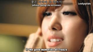 Song Ji Eun  - It's Cold (추워요) MV [English subs + Romanization + Hangul] HD