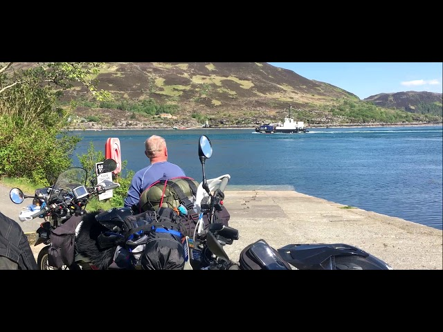 To The Isle Of Skye And Back - A motorcycle adventure