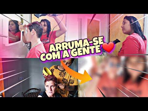 ARRUMA-SE COM A GENTE PRA O ROLÊ/Domingão/Canal Andrelin