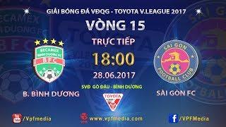 Binh Duong vs HP Ha Noi full match